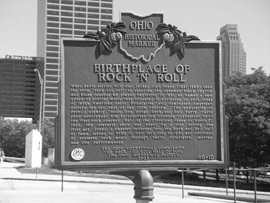 Cleveland - Birthplace Of Rock N Roll