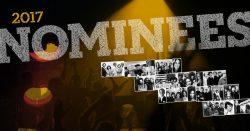 2017 Rock Hall Nominees