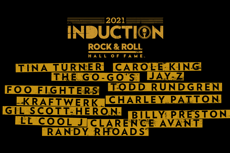 2021 Rock Hall Inductee